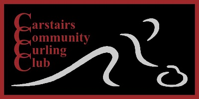 Carstairs Community Curling Club logo